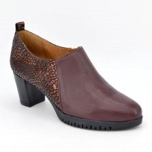 1061500 - Zapato tacón coco rojo