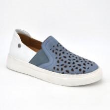 20522 - Top3 Zapato Piel Jean