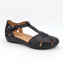 28841 - Giorda Zapato bio Piel Negro